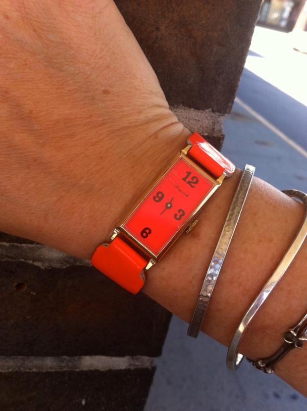 schiaparelli watch