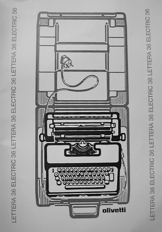 Olivetti Lettera ad
