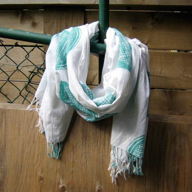 Virginia johnson scarf