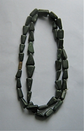 greenstone necklace