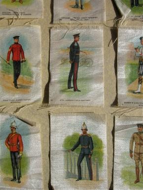 silk military