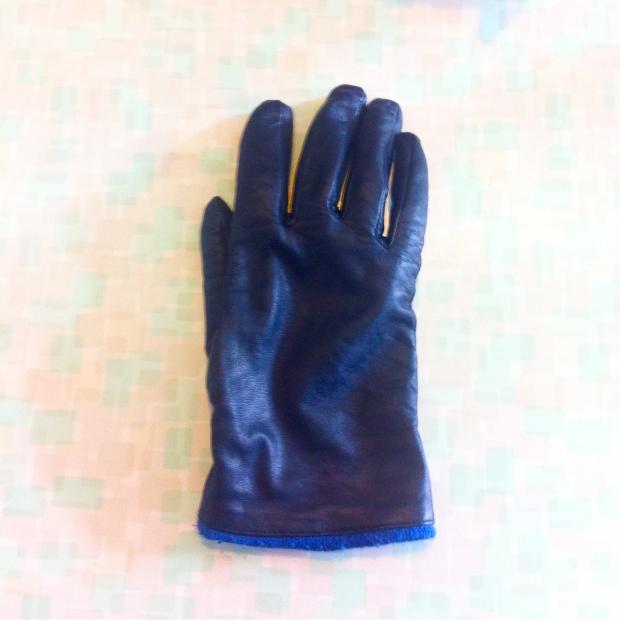 found glove