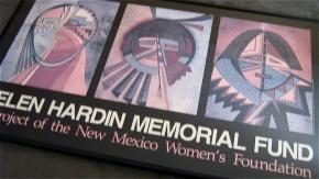 Helen Hardin Memorial Fund Poster