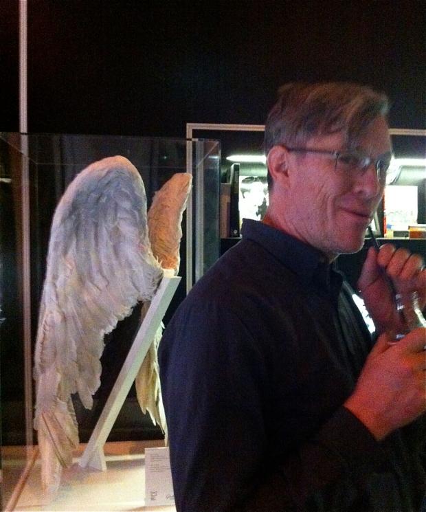 Wings from Wim Wenders' Wings of Desire