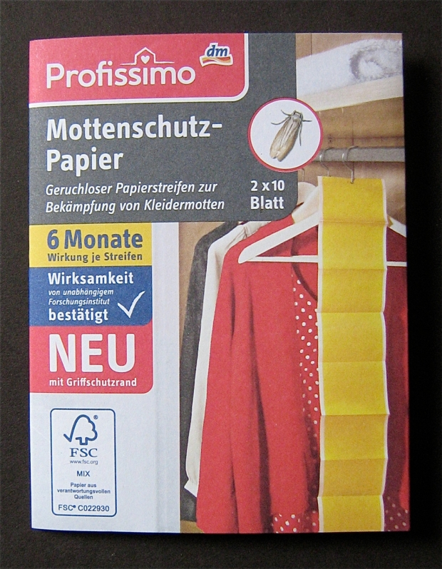 moth paper