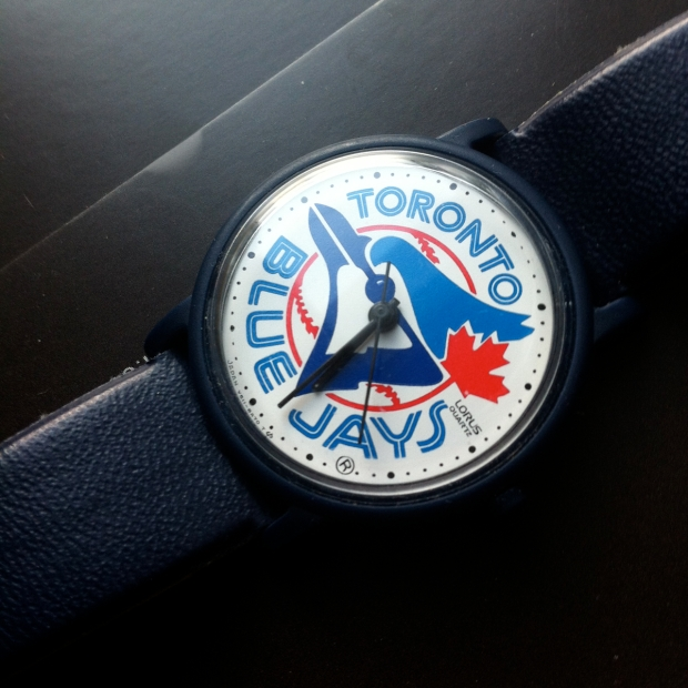 Lorus Blue Jays Watch