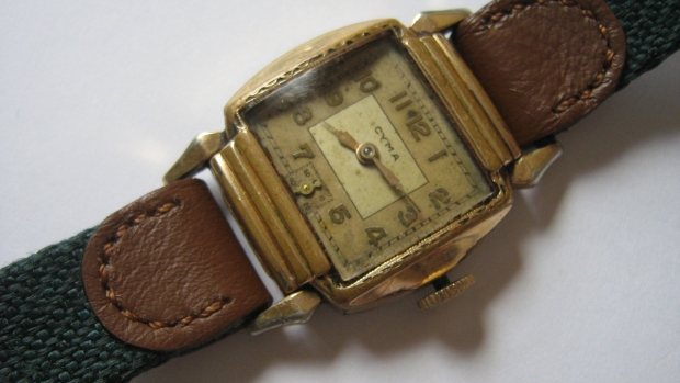 Vintage Deco Cyma Watch