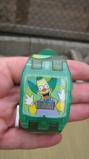 krusty watch 1