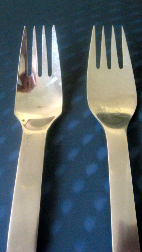 georg Jensen and Rosenthal Forks