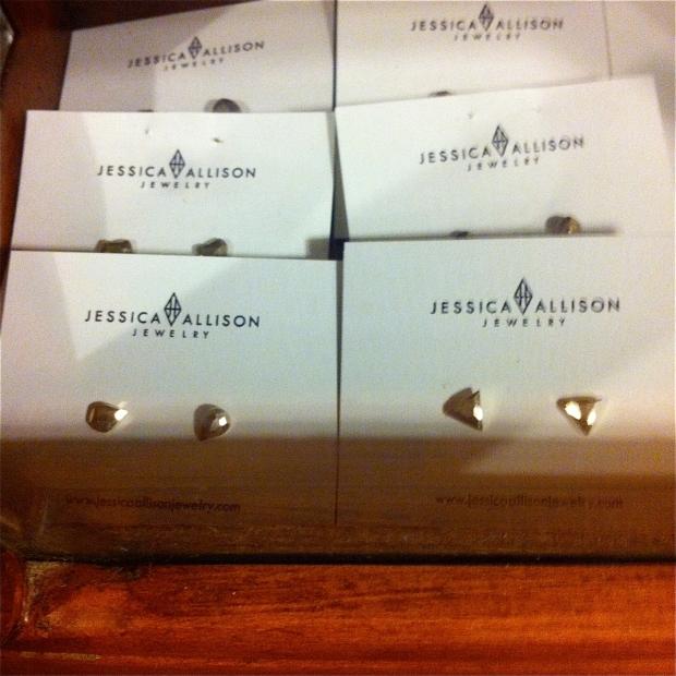 Jessica Allison earrings