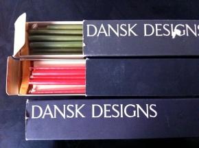 dansk candles