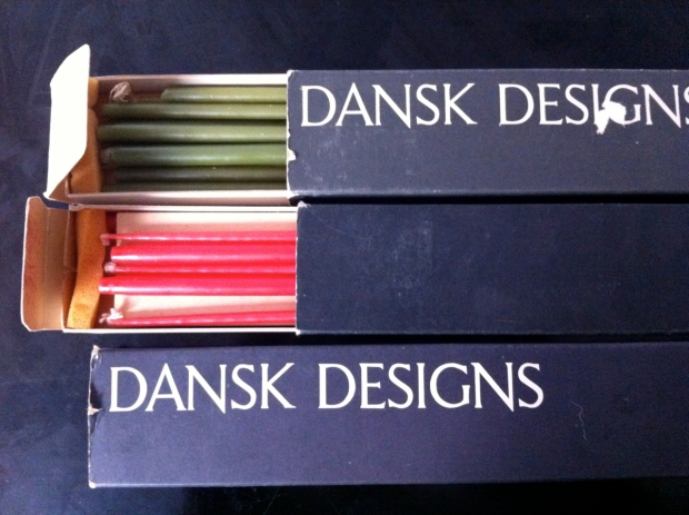dansk candles