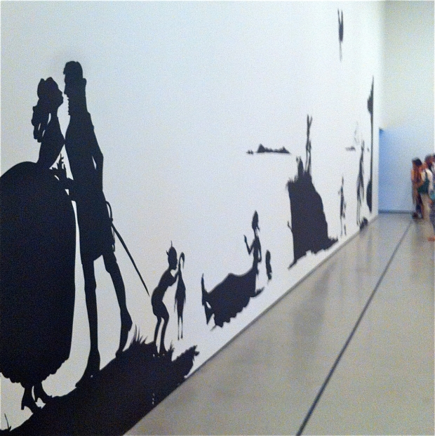 Kara Walker art