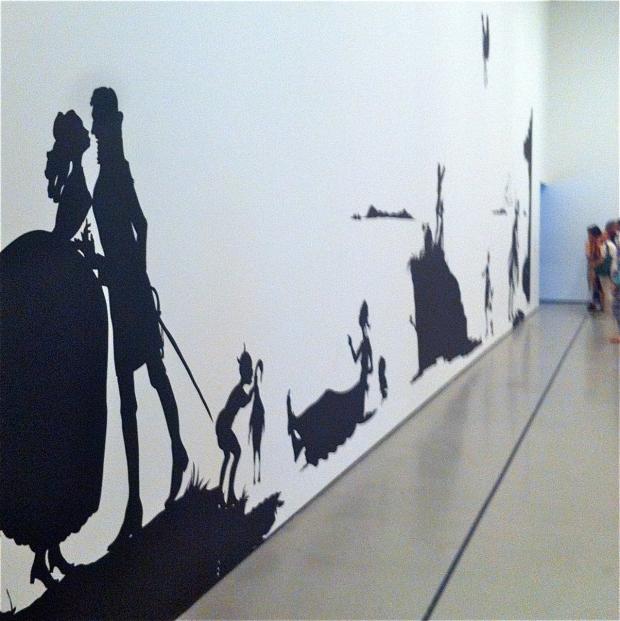 Kara Walker art