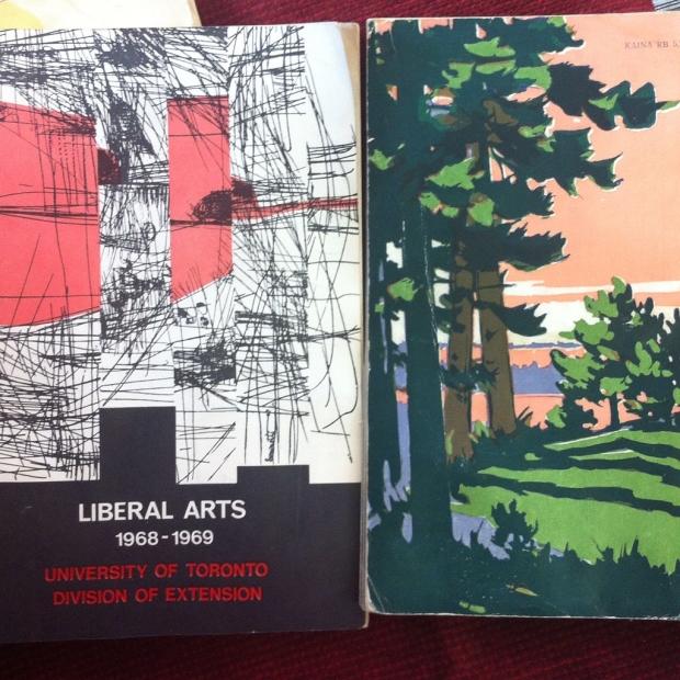 found books