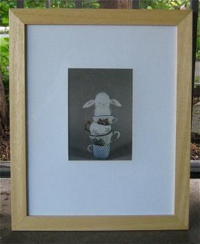 Sonja Ahlers Bunny Print, 2009