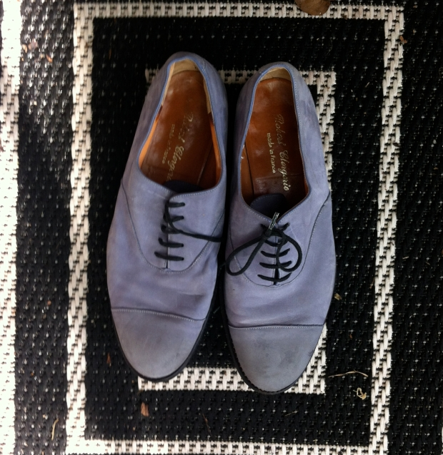 Robert Clergerie Oxfords