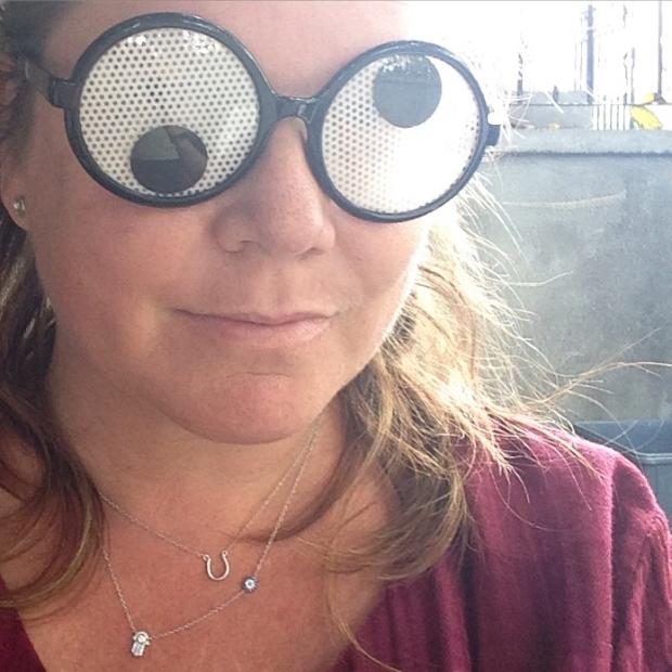 dollarama googly glasses