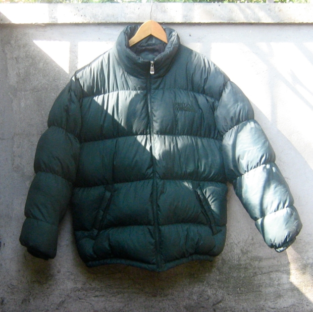 First Down Bubble Jacket