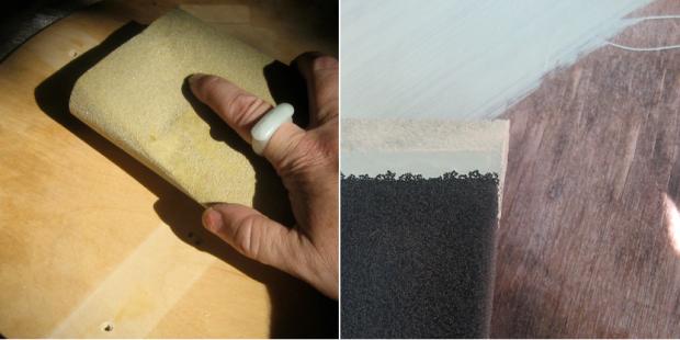 fixit sand paint