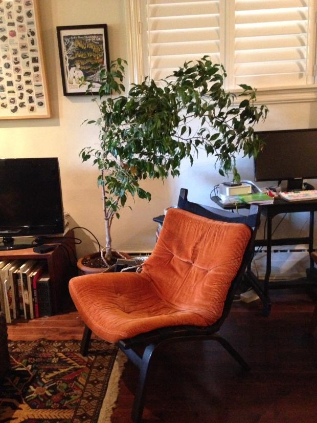 Farstrup chair