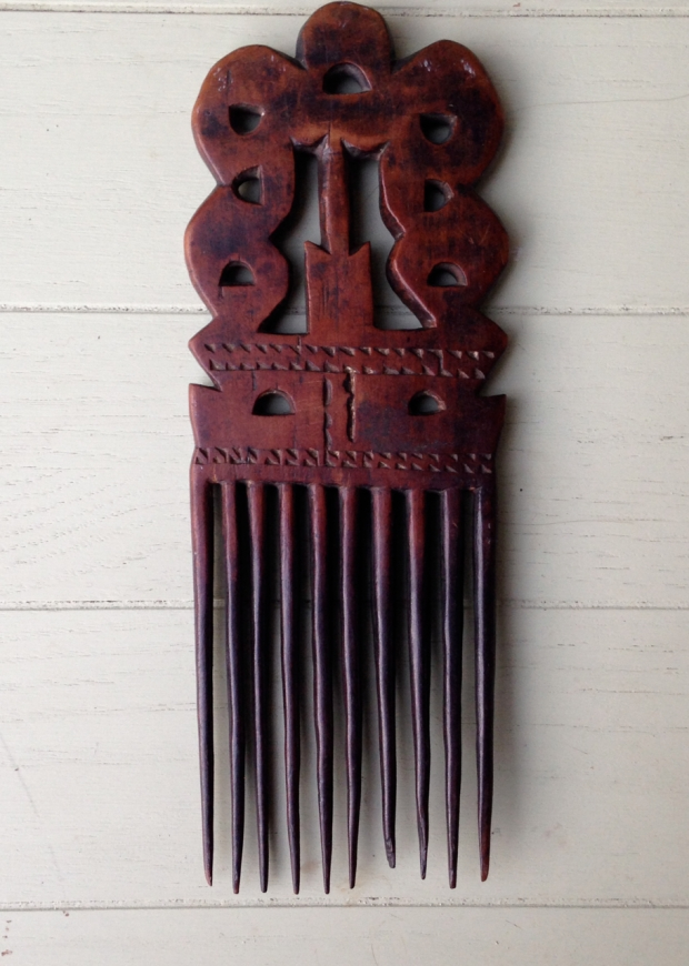african hair comb