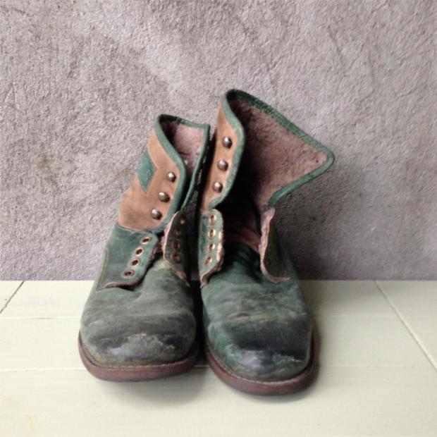 greem boots no brand