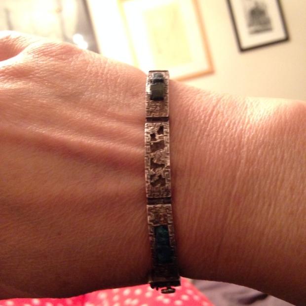 peruvian bracelet