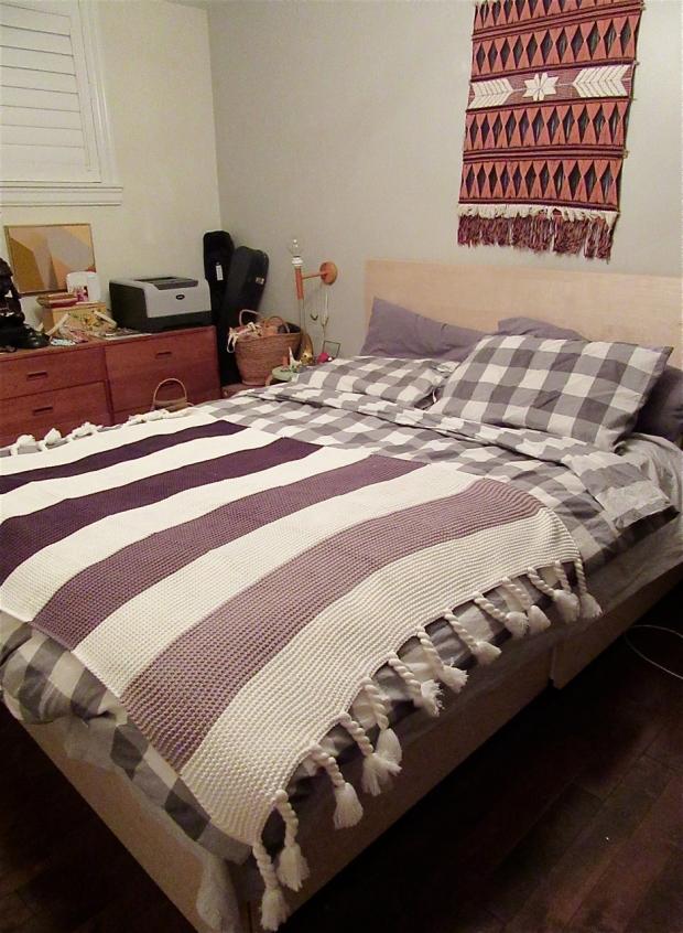 201 bed blanket