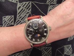 Parnis GMT watch