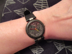 tissot rockwatch