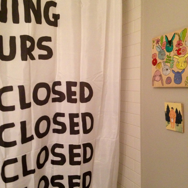 shrigley shower curtain 2