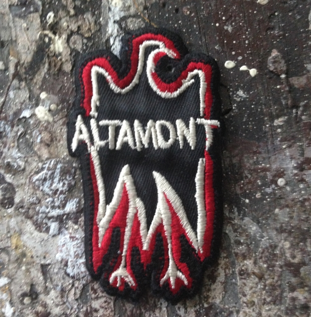 Blog Altamont patch