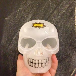 blog skull