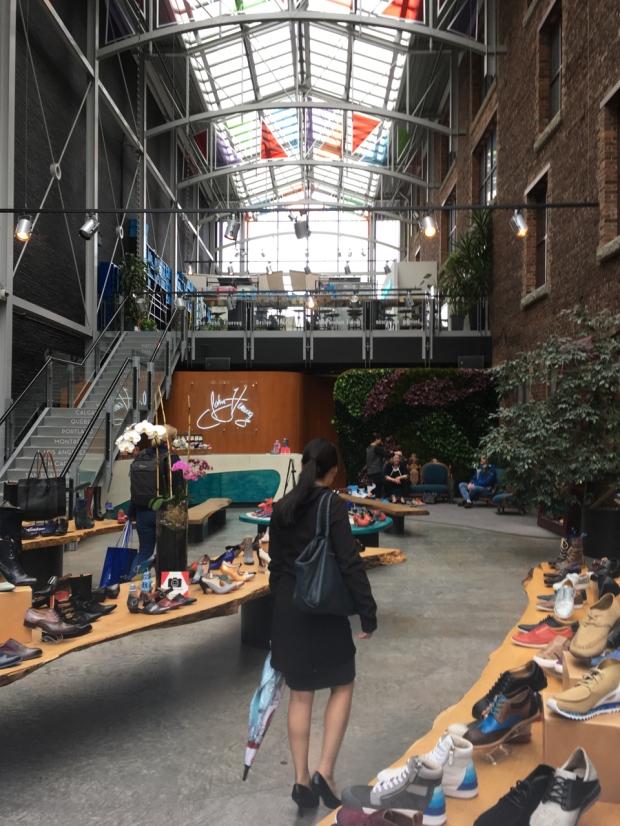 Blog Vancouver Shopping Fluevog