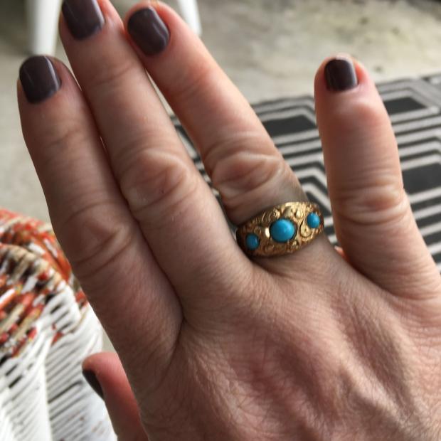 Blog Victorian Ring