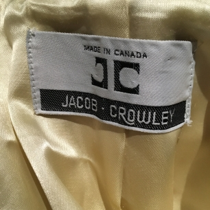 blog jacob Crowley coat label