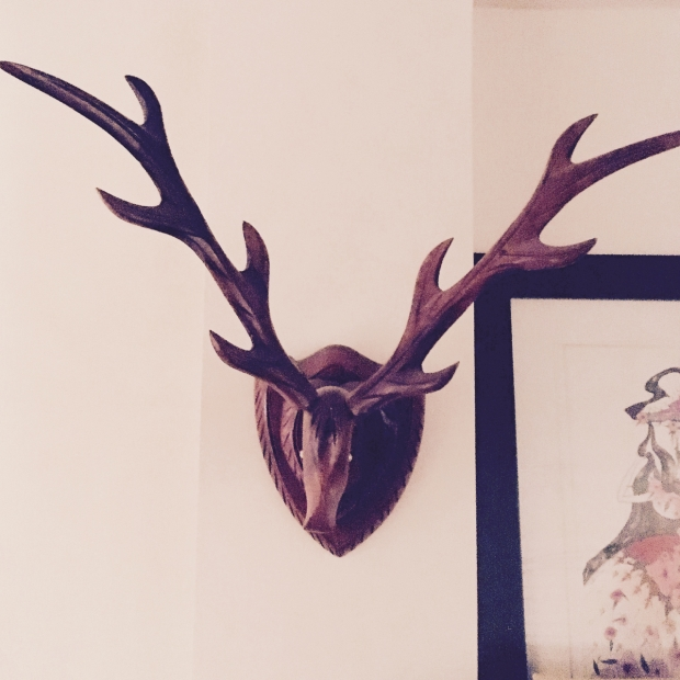 blog antler carving
